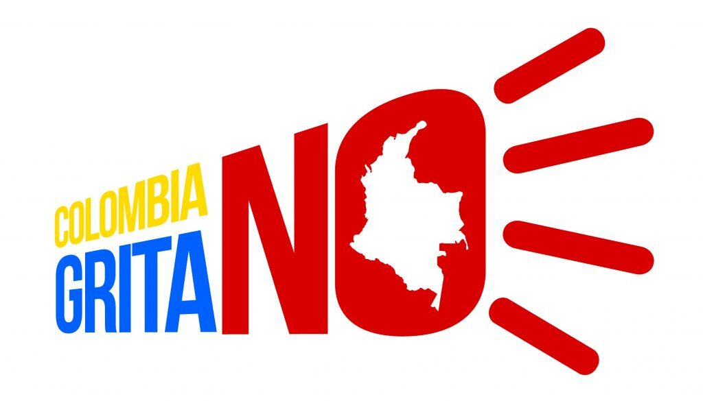 ColombiaGritaNO