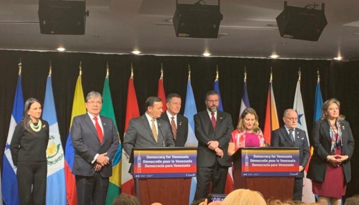 grupo lima - venezuela