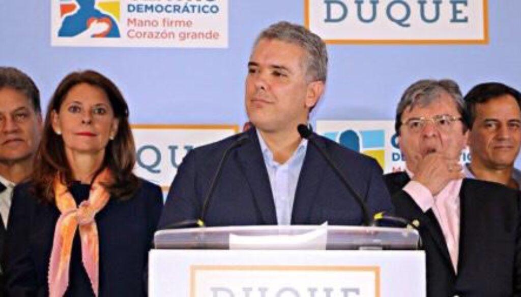 campaña Duque